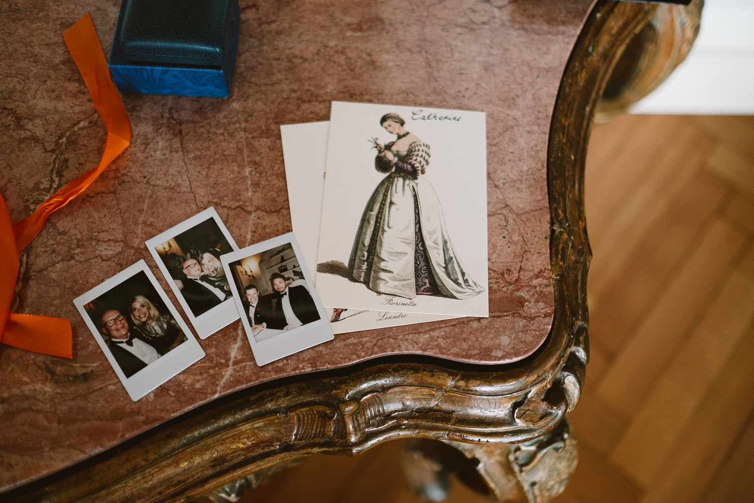 destination wedding morning preparations in venice italy by fuji