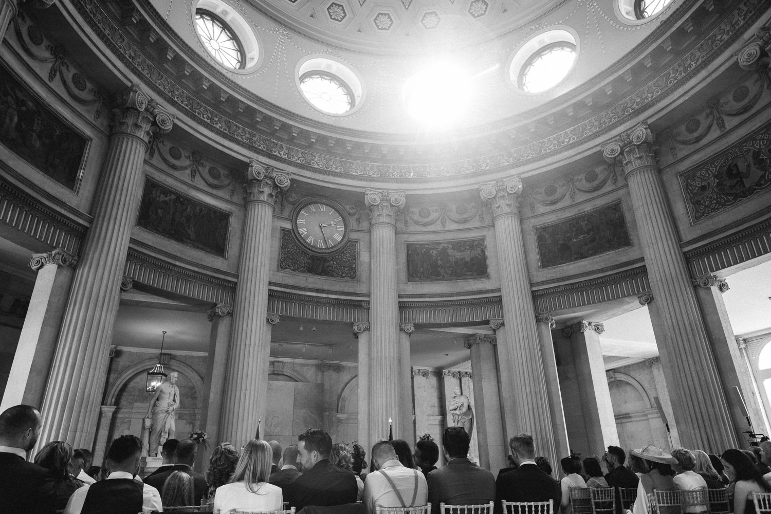 dublin city hall wedding david mcclelland photography
