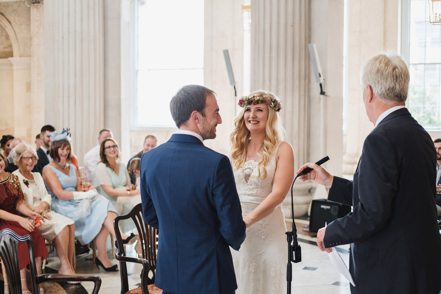 dublin city hall wedding david mcclelland candid natural photogr