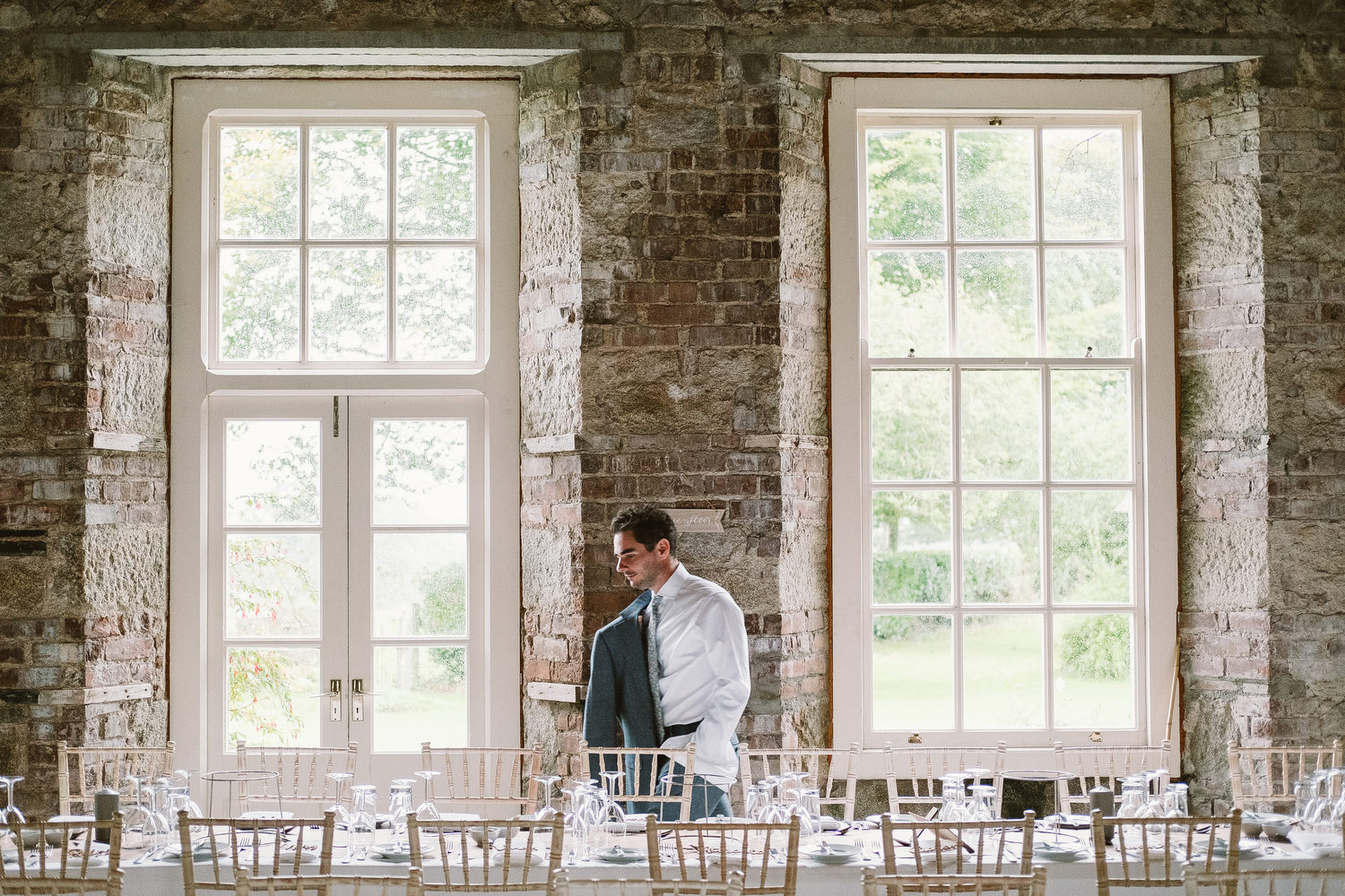 diy wedding country house ireland