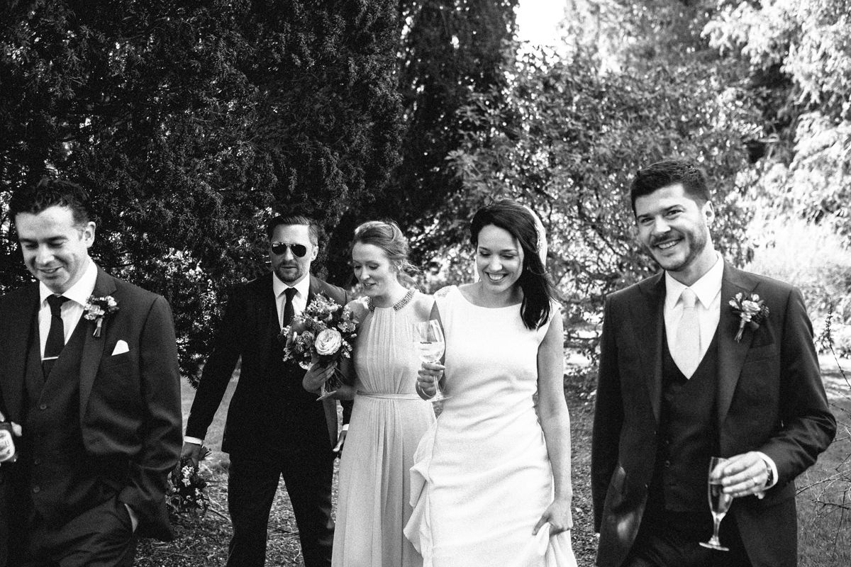 documentary wedding photographer ireland