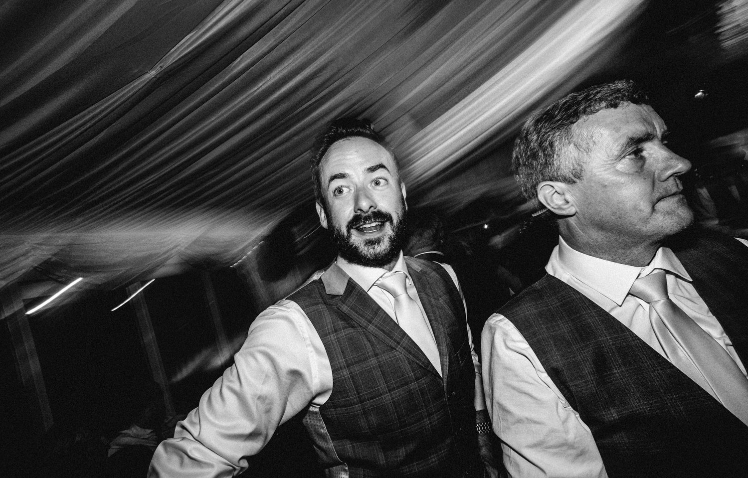 weding dance at ballybeg david mcclelland photography