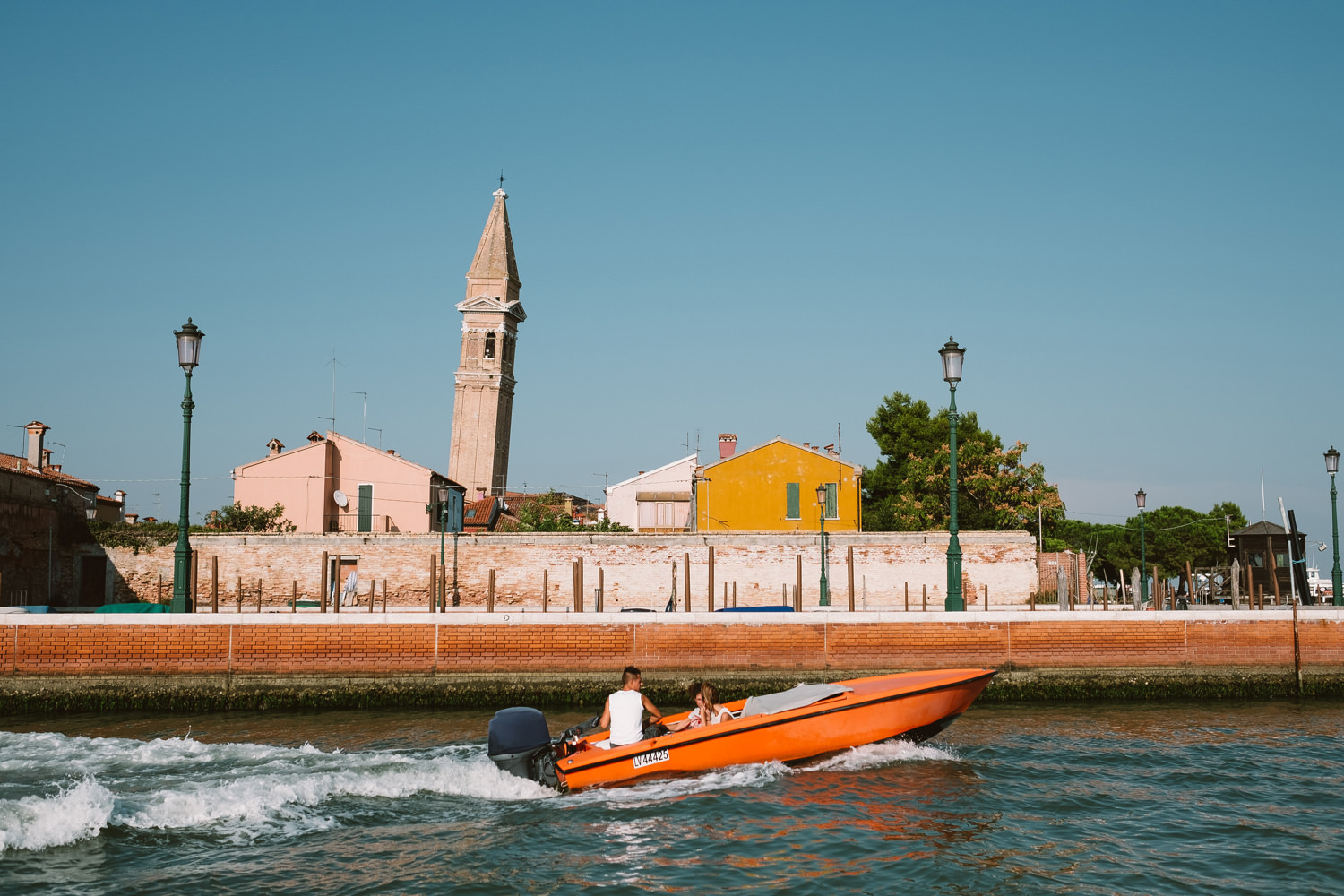 wedding portraits in murano for destination wedding by fujifilm