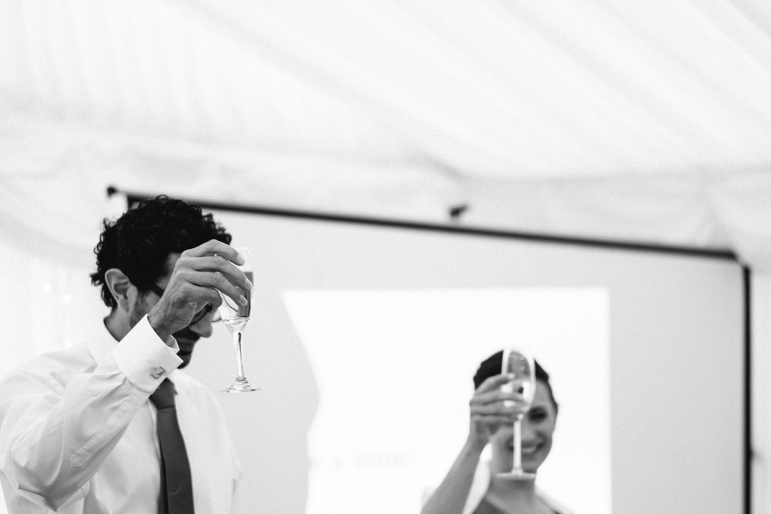 weding speeches taken by david mcclelland photography
