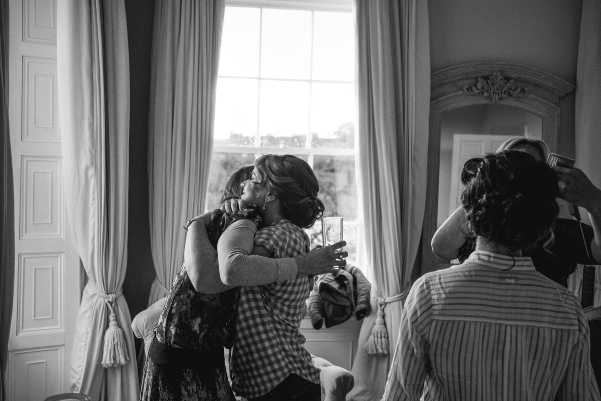 relaxed wedding photography ireland