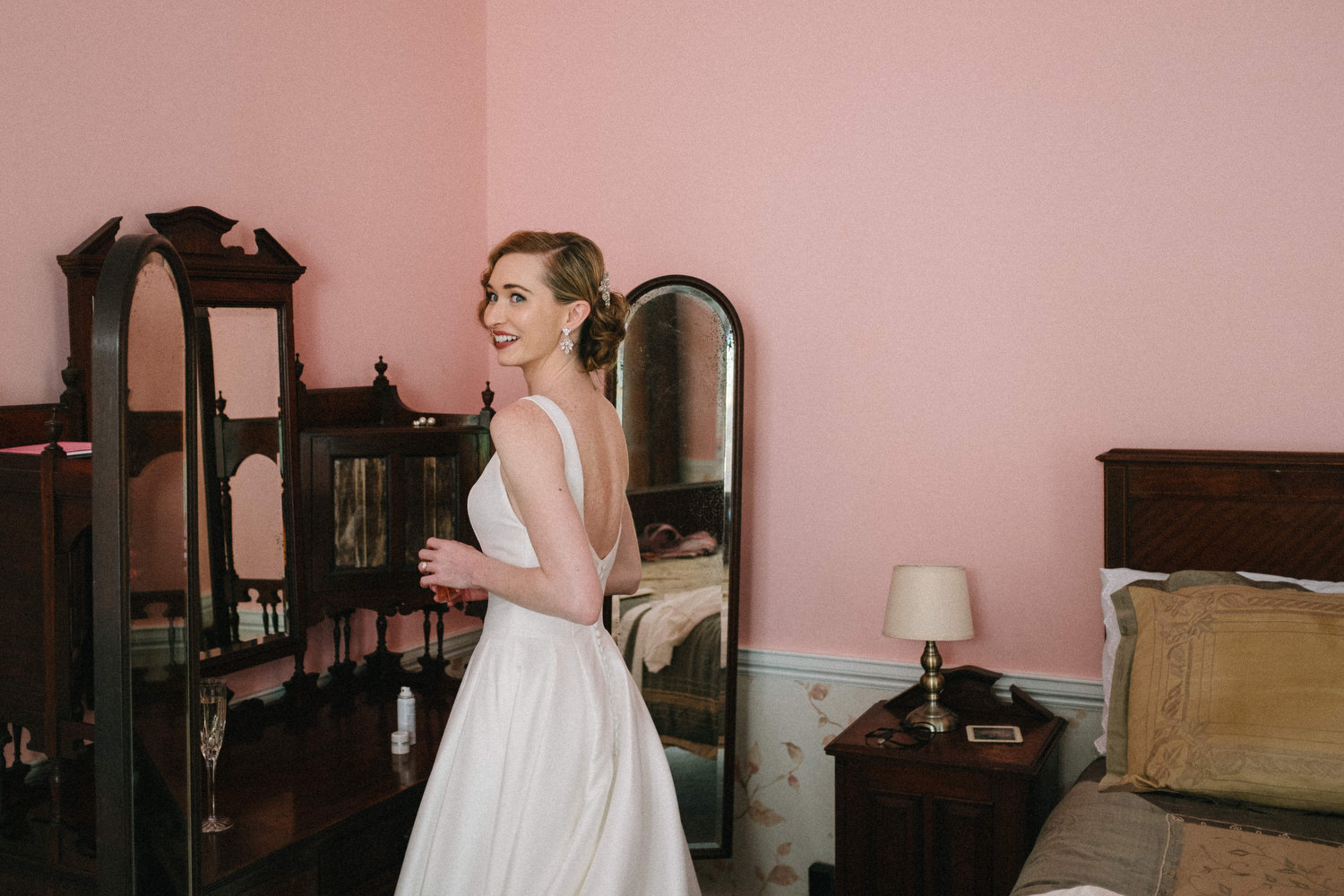 000000000000000000000091_bride_style_preparation_vintage_Hair_dress_photography_david_mcclelland_ireland_makeup_castle_hollywood_kinnity_wedding_photographer_fujifilm